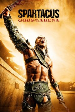 poster for Spartacus: Gods of the Arena
