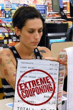 poster for Extreme Couponing