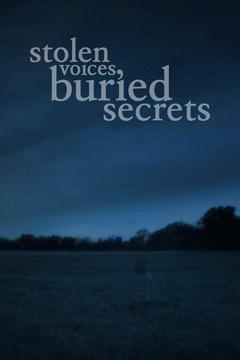 poster for Stolen Voices, Buried Secrets