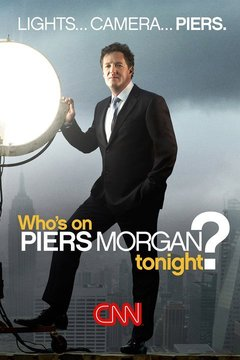 poster for Piers Morgan Tonight