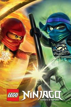 poster for NinjaGo: Masters of Spinjitzu