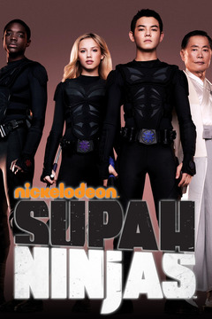poster for Supah Ninjas