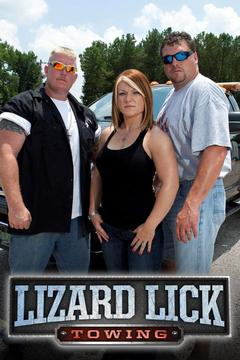 poster for Lizard Lick Towing