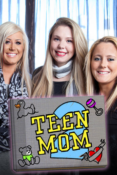 poster for Teen Mom 2