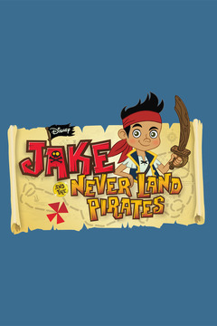poster for Jake and the Never Land Pirates