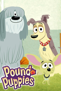 poster for Pound Puppies