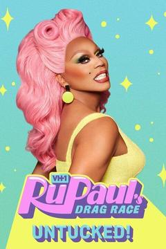 poster for Untucked: RuPaul's Drag Race