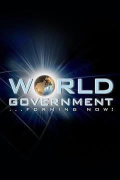 poster for World Government Forming Now