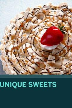 poster for Unique Sweets