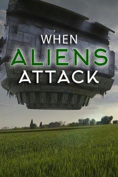 poster for When Aliens Attack