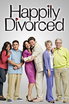 poster for Happily Divorced
