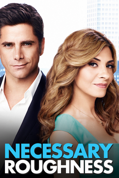 poster for Necessary Roughness