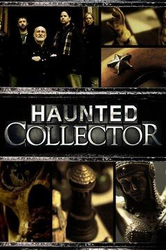 poster for Haunted Collector