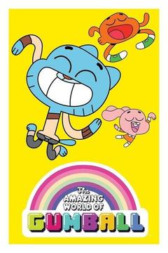 poster for The Amazing World of Gumball