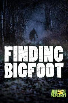 poster for Finding Bigfoot