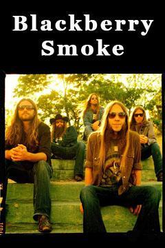 poster for Blackberry Smoke