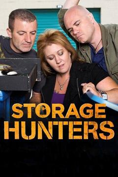poster for Storage Hunters