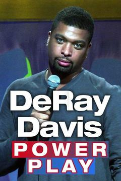poster for DeRay Davis: Power Play