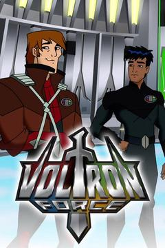 poster for Voltron Force