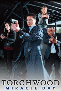 poster for Torchwood: Miracle Day