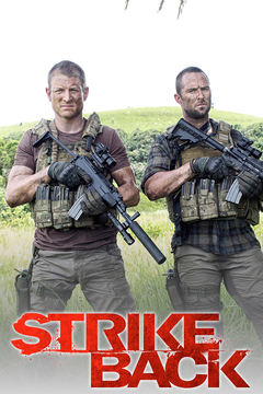 poster for Strike Back