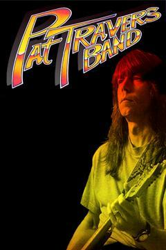 poster for Pat Travers