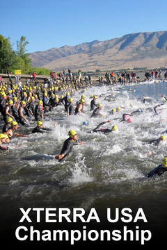 poster for XTERRA USA Championship