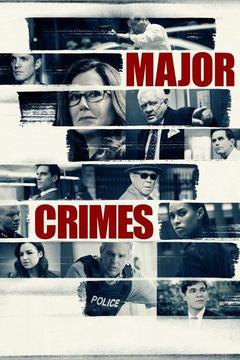 poster for Major Crimes