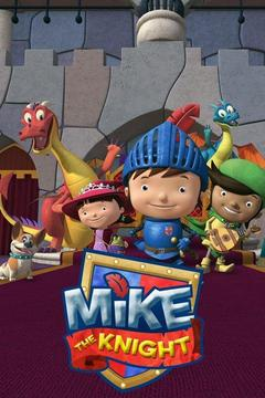 poster for Mike the Knight