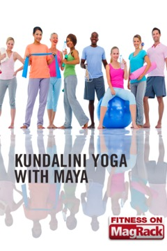 poster for Kundalini Yoga With Maya