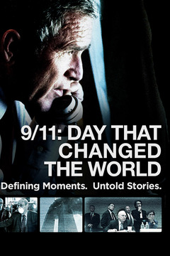 poster for 9/11: Day That Changed the World