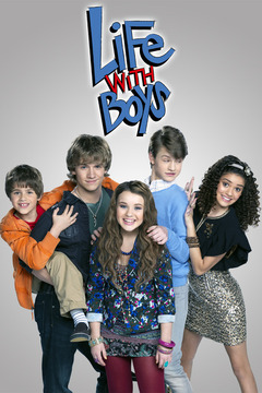 poster for Life With Boys