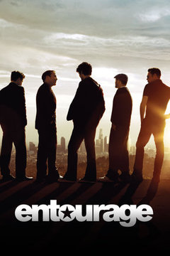 poster for A Farewell Tribute to Entourage