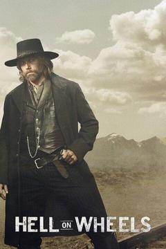 poster for Hell on Wheels