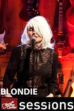 Guitar Center Sessions Blondie