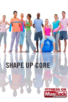 poster for Shape Up Core