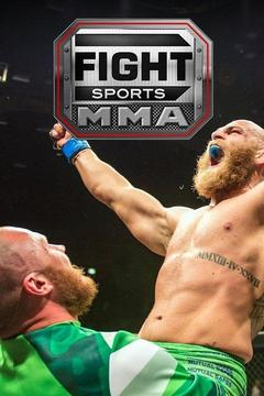 poster for Fight Sports MMA