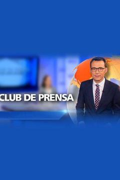 poster for Club de Prensa