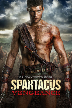 poster for Spartacus: Vengeance