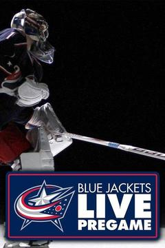 poster for Blue Jackets Live Pregame