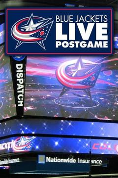 poster for Blue Jackets Live Postgame