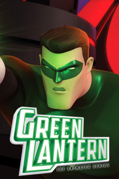 poster for Green Lantern: The Animated Series