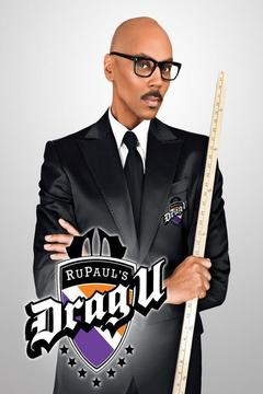 poster for RuPaul's Drag U