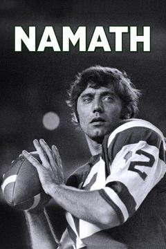 poster for Namath