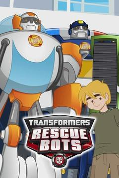 poster for Transformers Rescue Bots