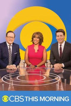 poster for CBS This Morning