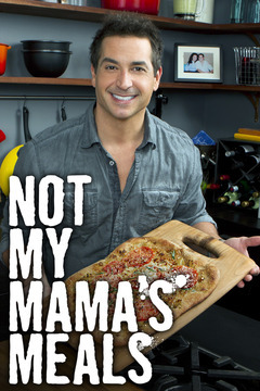 poster for Not My Mama's Meals