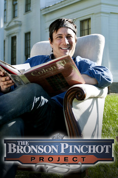 poster for The Bronson Pinchot Project