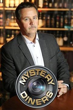 poster for Mystery Diners