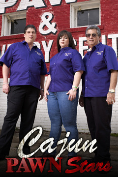 poster for Cajun Pawn Stars